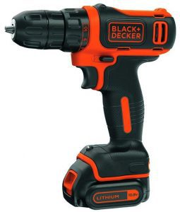 Black & Decker BDCDD12-QW accuboormachine - goedkope boormachine