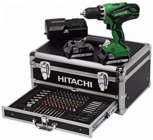 Hitachi DS18DJL accuboormachine / Deze Hitachi boormachine kopen?
