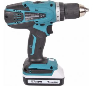 Makita DF457DWE accuboormachine - best verkochte boormachine