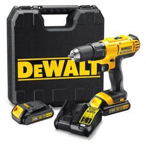 DeWalt DCD771C2-QW accuboormachine