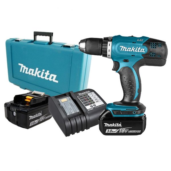 Makita DDF453SFE accuboormachine