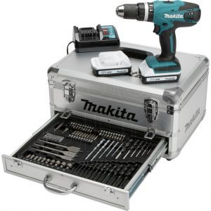 Makita HP457DWEX9 accuklopboormachine