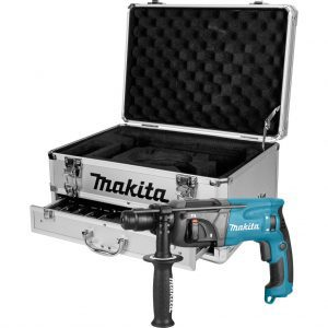 Makita HR2230X4 boorhamer plus borenset