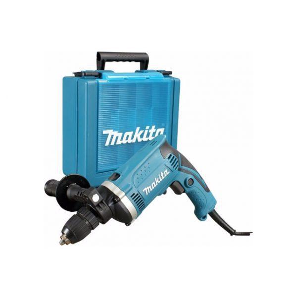 Makita HP1631 klopboormachine met koffer
