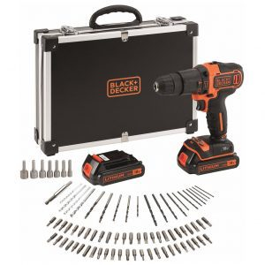 Black & Decker BDCHD18BAFC-QW accuboormachine