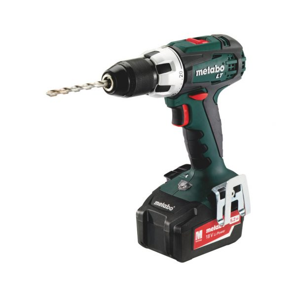 Metabo BS 18 LT 5,2Ah accuboormachine
