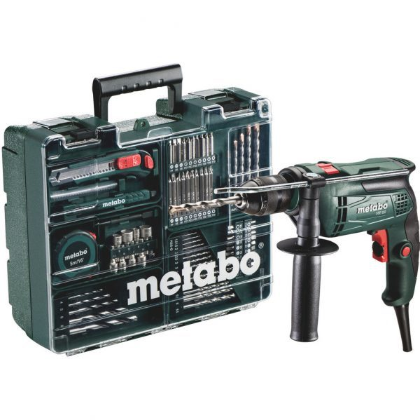 Metabo SBE 650 Mobile klopboormachine