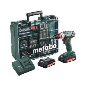 Metabo BS 14,4 Set accuboormachine
