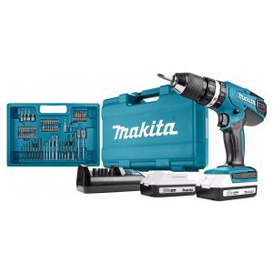 Makita HP457DWE10 accuklopboormachine