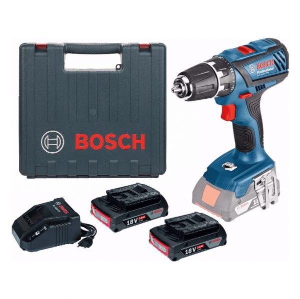 Bosch GSR 18-2-Li Plus accuboormachine