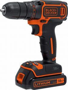 Black & Decker BDCDC18-QW accuboormachine