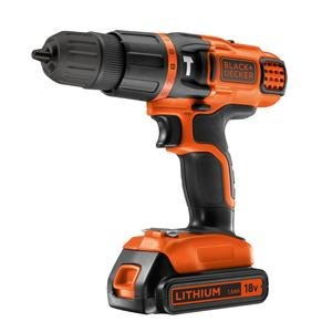 Black en Decker EGBL188K-GB accuboorhamer