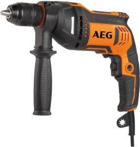 AEG SBE 750 RE klopboormachine